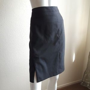 🤑🔥🤳SALE 💥Bassler dark grey Pencil skirt 12